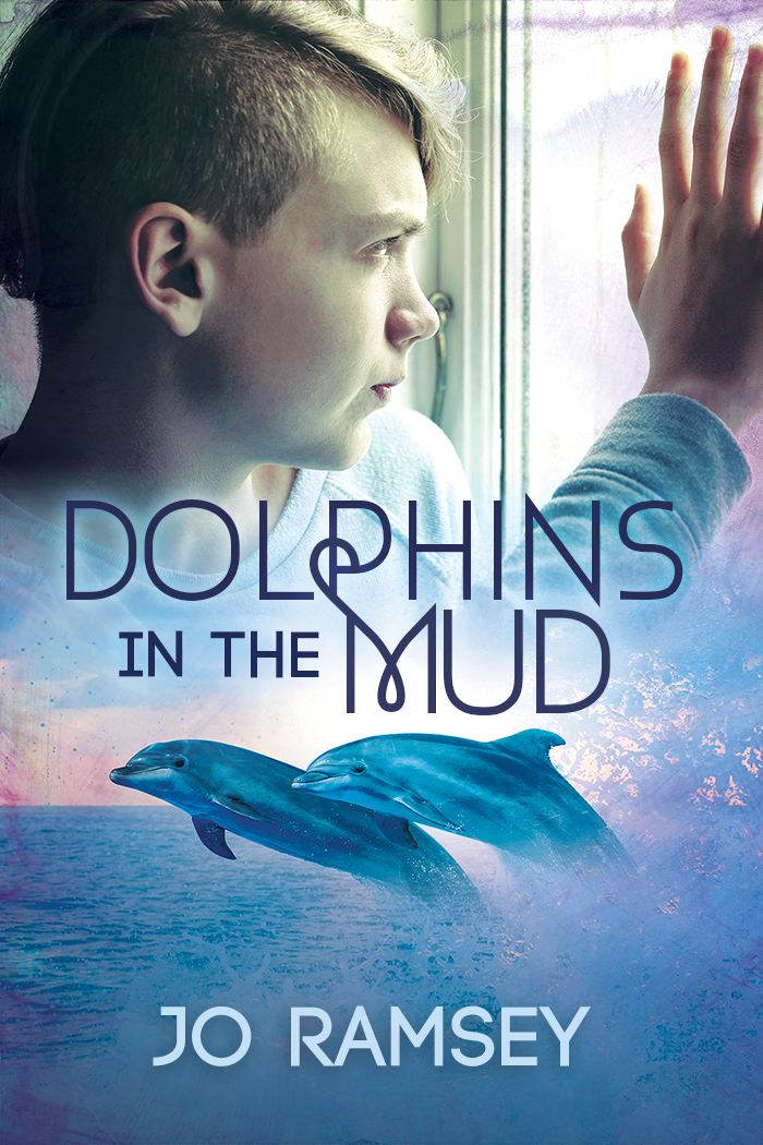 Dolphins in the Mud