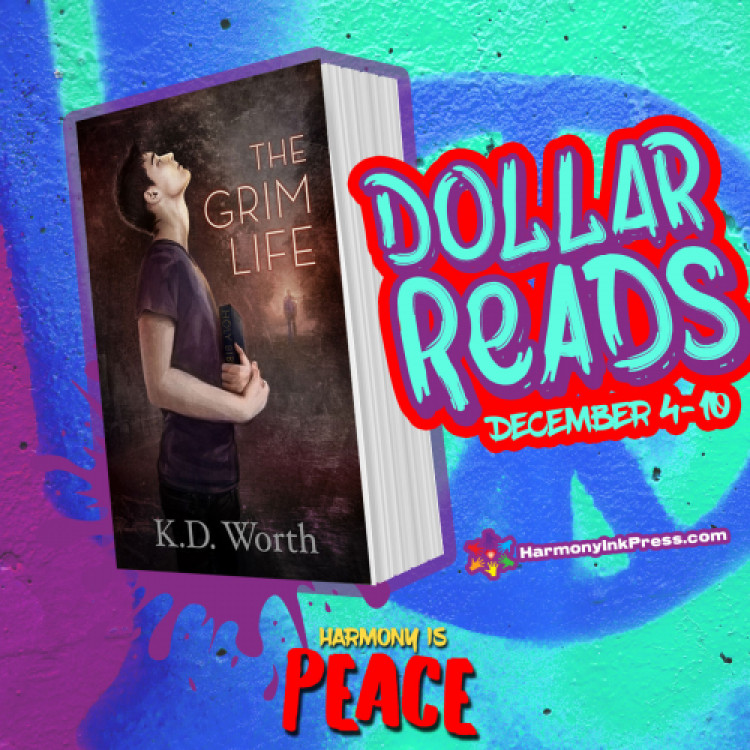 Dollar Read: The Grim Life by K.D. Worth