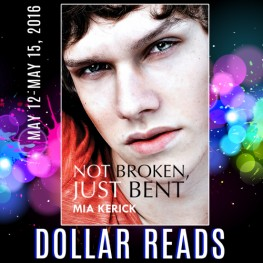 Dollar Read: Not Broken, Just Bent by Mia Kerick