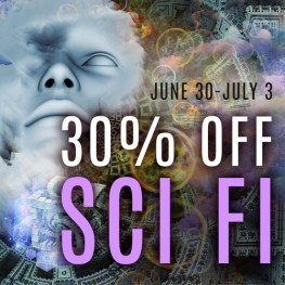 30% off Sci Fi June 30-July 3, 2016