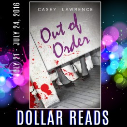Dollar Read: Out of Order by Casey Lawrence