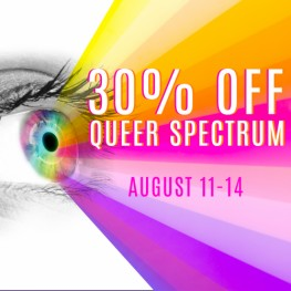 Queer-Spectrum Titles 30% Off