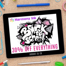 Back to School 30% Off Everything