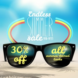 Endless Summer Sale--30% Off Select Titles