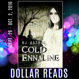 $1 eBook: Cold Ennaline by RJ Astruc
