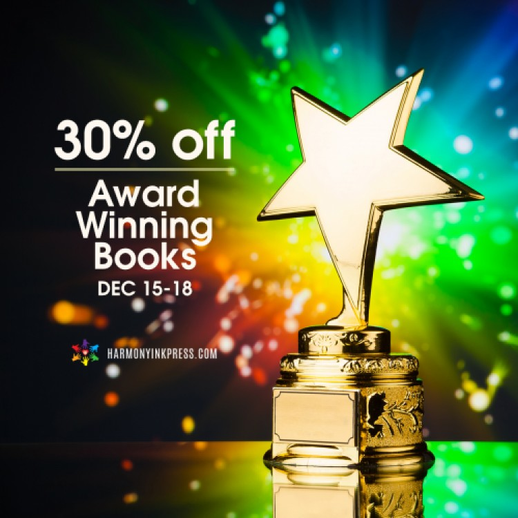 30% Off Award Winning Titles