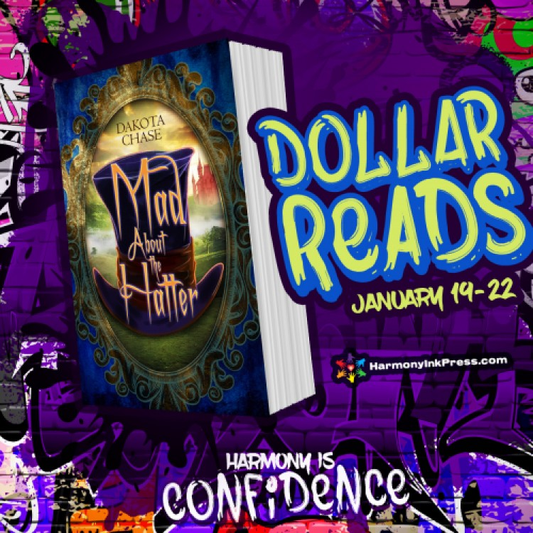 Dollar Read: Mad About the Hatter by Dakota Chase
