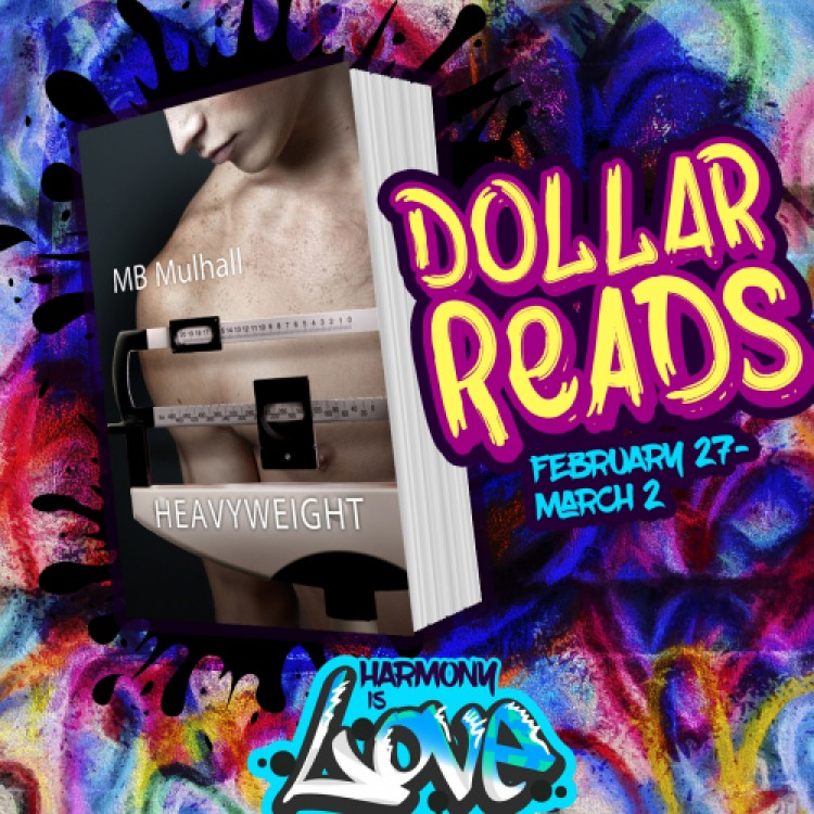 Dollar Read: Heavyweight by MB Mulhall