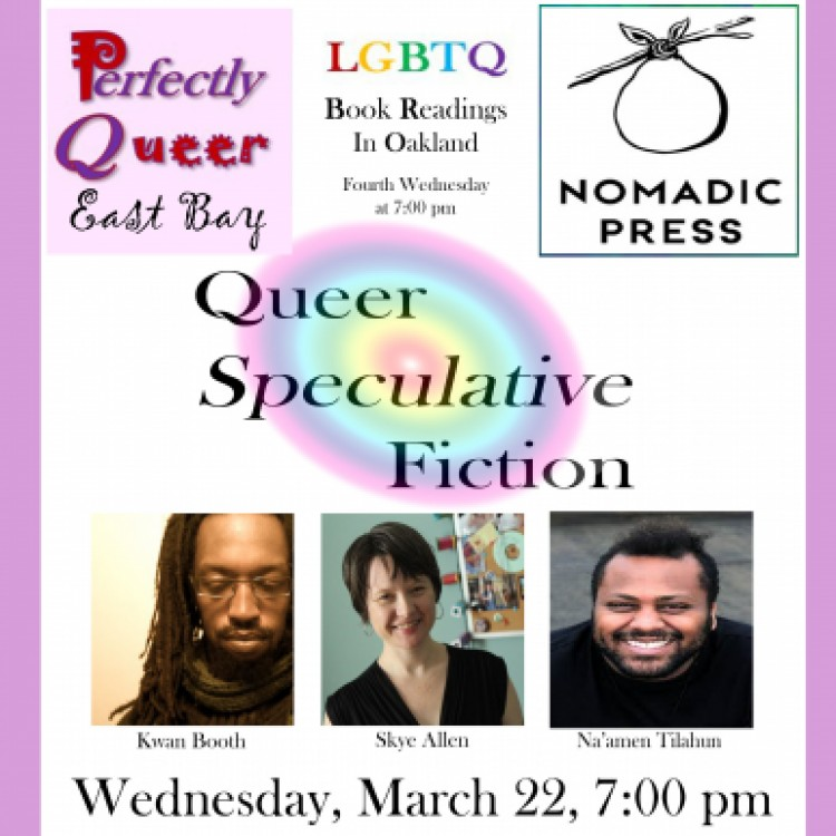 Perfectly Queer East Bay - Queer Speculative Fiction