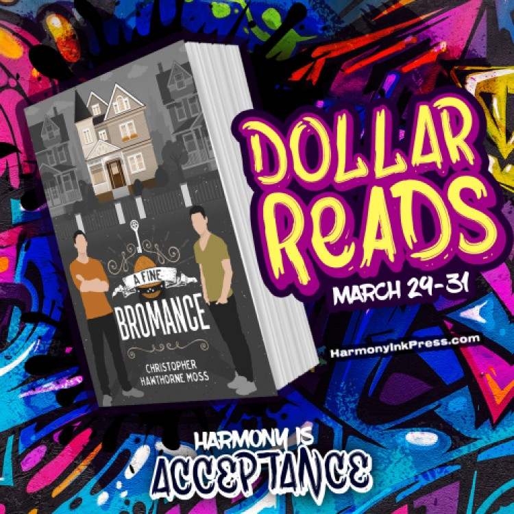 Dollar Read: A Fine Bromance by Christopher Hawthorne Moss