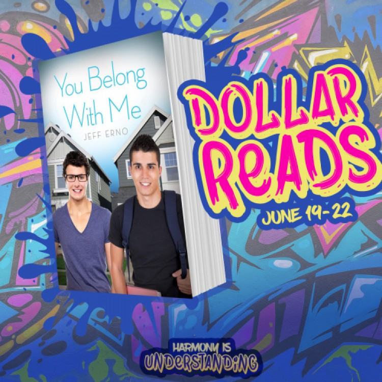 Dollar Read: You Belong With Me by Jeff Erno