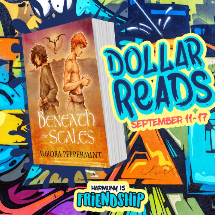 Dollar Read: Beneath the Scales by Aurora Peppermint