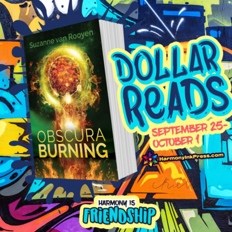 Dollar Read: Obscura Burning by Suzanne van Rooyen