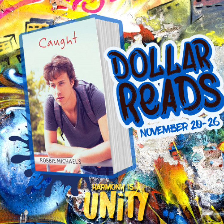 Dollar Read: Caught by Robbie Michaels