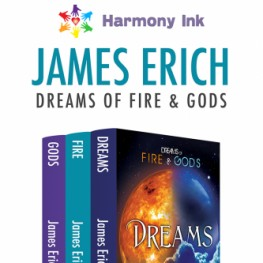 James Erich's Dreams of Fire and Gods Bundle is now available!