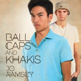 New Release:  Ball Caps and Khakis by Jo Ramsey