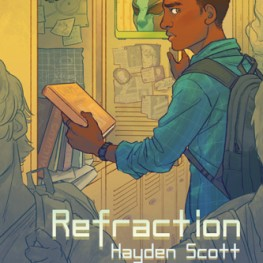 Rainbow Book Reviews Praises Refraction
