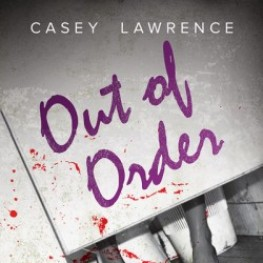 Out of Order named finalist in two categories of the Bisexual Book Awards