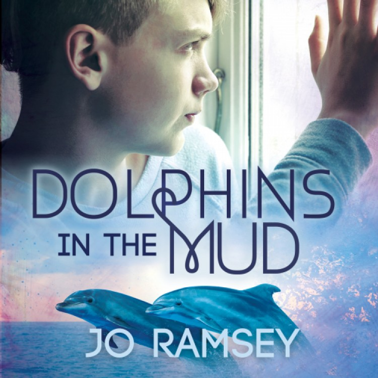 The Story Behind Dolphins in the Mud by Jo Ramsey