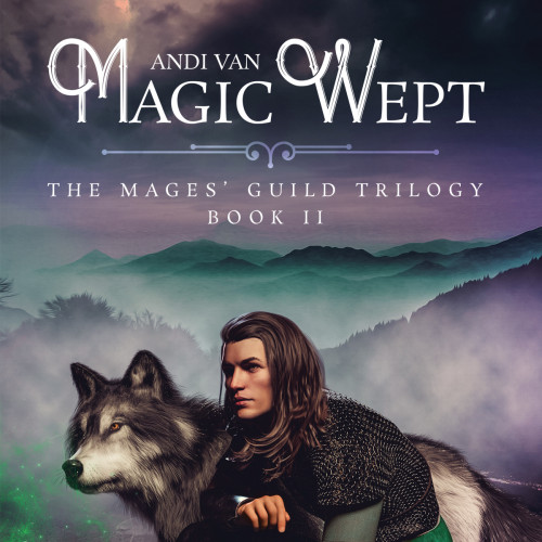 Magic Wept Book Trailer by Andi Van + Giveaway