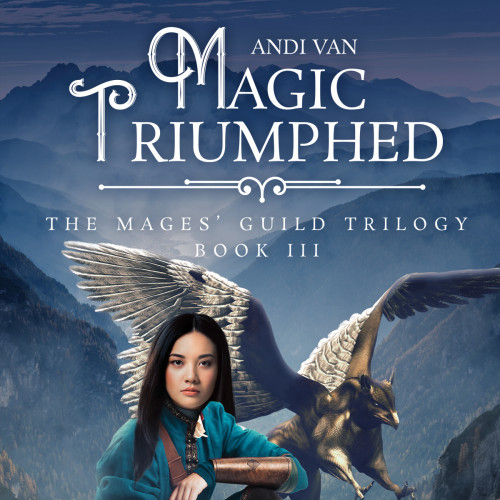 Magic Triumphed Book Trailer