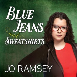 Jo Ramsey's Blue Jeans and Sweatshirts is now available.