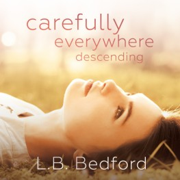 New Release: carefully everywhere descending by L.B. Bedford